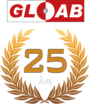 GLOAB 25år
