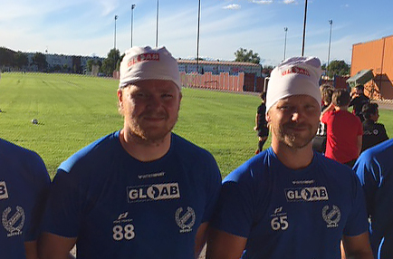 Emil Eriksson och Emil Forsberg - KHC