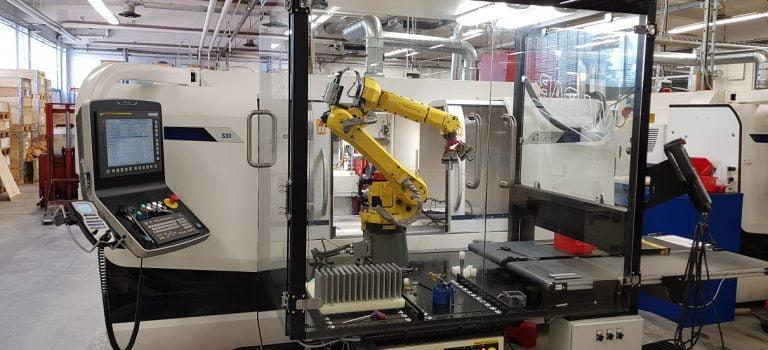 Gloab ny robot